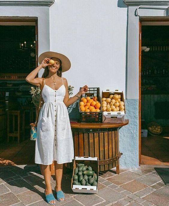 60 Sommer-Outfits, die du lieben wirst