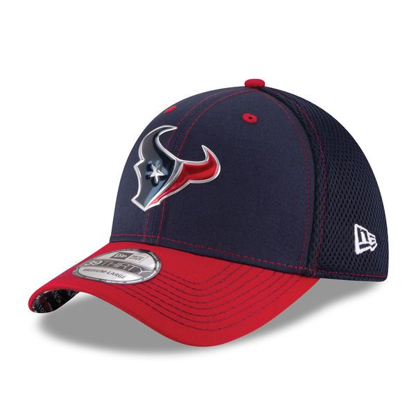 New Era Houston Texans Navy NFL Kickoff Neo 39THIRTY Flex Hat - $31.99 ·  SombrerosSnapbackSudaderasProductos