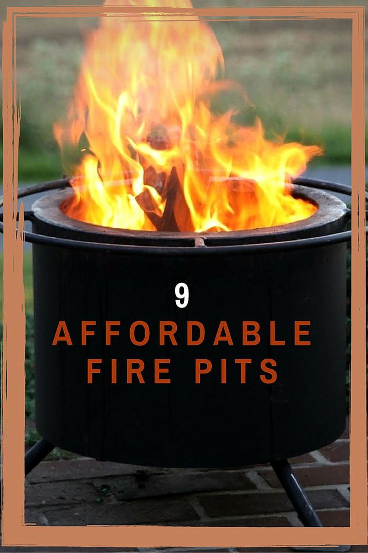 1000 Ideas About Fire Pit Designs On Pinterest Fire Pits Outdoor Fire Pits And Outdoor Fire