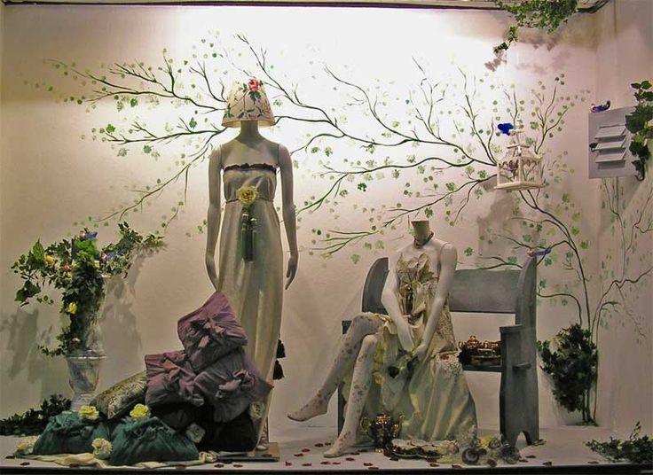 MODA. Itziar Esteban-Infantes, el arte de saber vestir una firma tras el cristal. Por Mónica Ledesma | Elblogoferoz.com