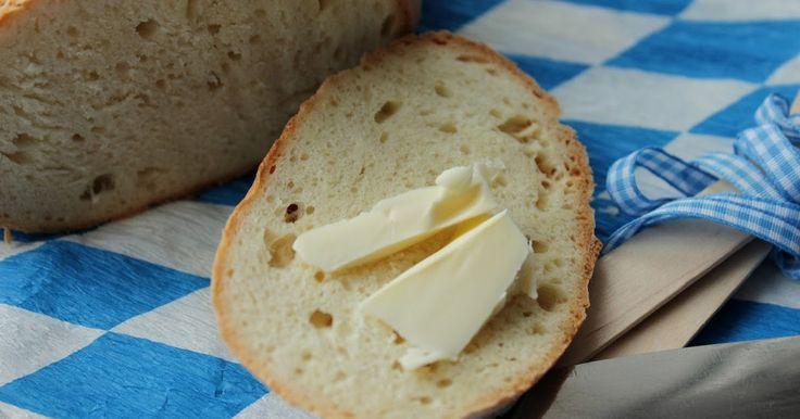 Happy Kitchen.: Chleb biały pszenny.