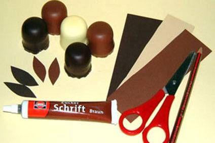Materialien für süße Hasen