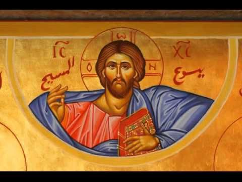 ORTHODOX DIVINE LITURGY IN ARABIC-GREEK
