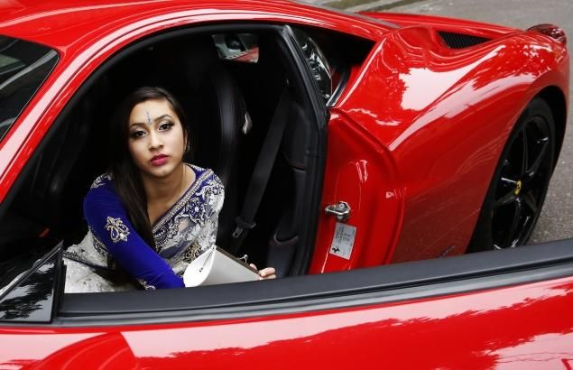 London teens from poor neighborhood pay big bucks to rent luxury cars  Pricey Lamborghinis, Ferraris and Bentleys are status symbols for Ban...