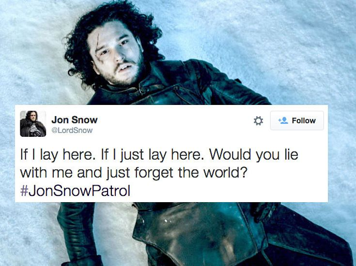 "The 35 Funniest ""Game Of Thrones"" Jokes From 2015"