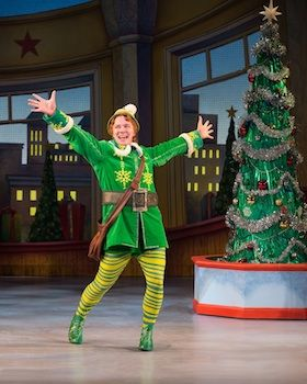 Elf the Musical | www.our-kids.com