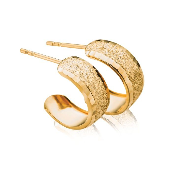 9ct Gold Earrings R689  *Prices Valid Until 25 Dec 2013