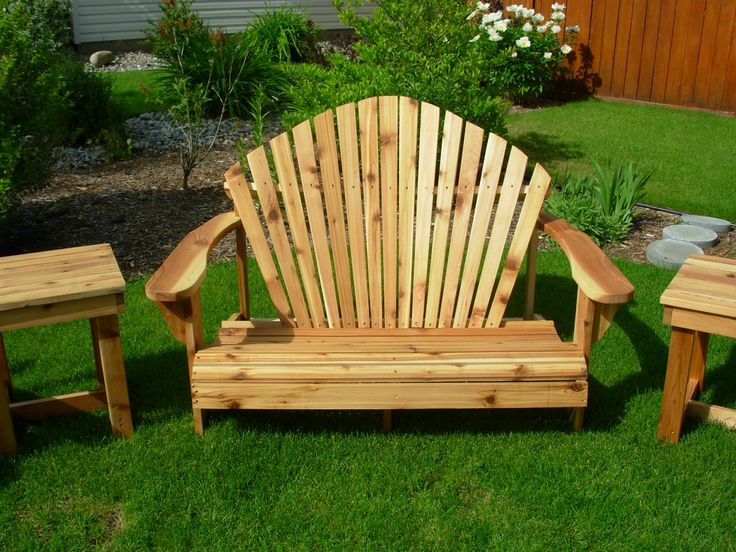 1000 ideas about rustic outdoor furniture on