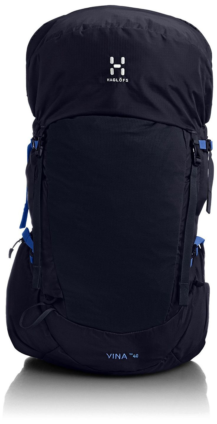 Haglofs Vina 40 Hiking Backpack * More infor at the link of image  : Day backpacks