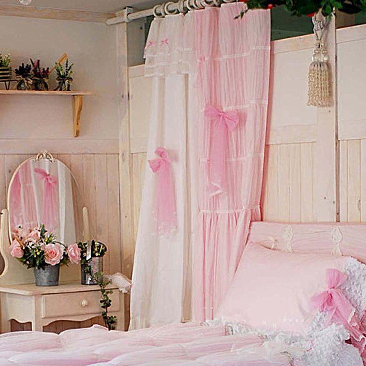 Die Besten 25+ Pink Ruffle Curtains Ideen Auf Pinterest | Mädchen