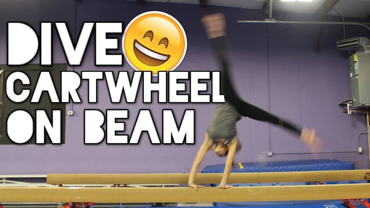 how to teach a cartwheel