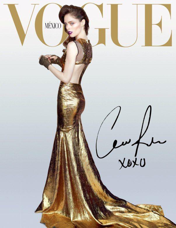 @Vogue México @Coco Rocha
