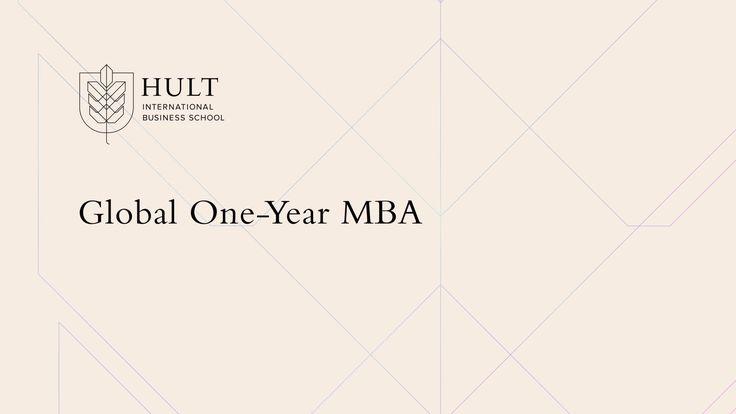 Hult Global One-Year MBA