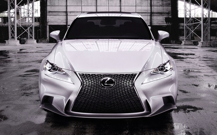 2014 Lexus IS 350 F Sport Revealed Before 2013 Detroit