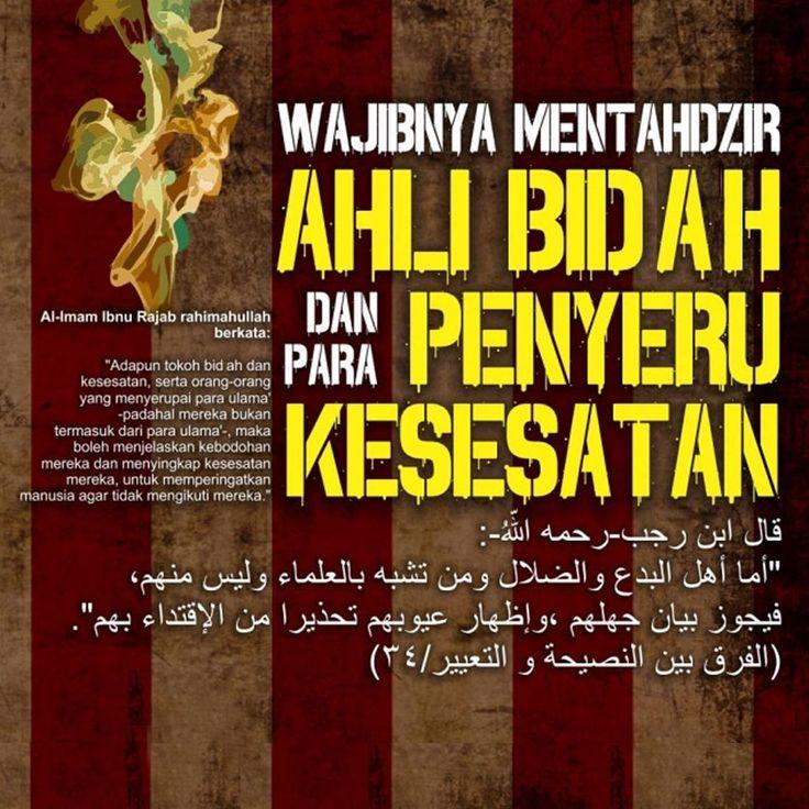 Follow @NasihatSahabatCom http://nasihatsahabat.com #nasihatsahabat #mutiarasunnah #motivasiIslami #petuahulama #hadist #hadits #nasihatulama #fatwaulama #akhlak #akhlaq #sunnah #aqidah #akidah #salafiyah #Muslimah #adabIslami #DakwahSalaf #ManhajSalaf #Alhaq #Kajiansalaf #dakwahsunnah #Islam #ahlussunnah #tauhid #dakwahtauhid #Alquran #kajiansunnah #salafy #ahlibidah #ahlulbidah #tahdzir #tahzir #hukumtahdzirahlibidah #daipenyerukesesatan  #ustadzbidah #menyingkapkebodohan…