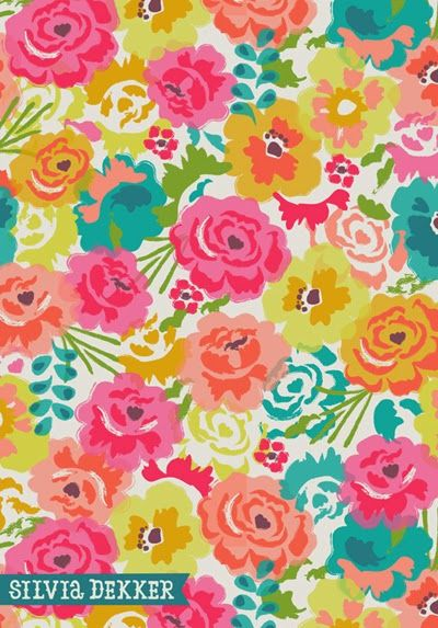 print & pattern   Silvia Dekker