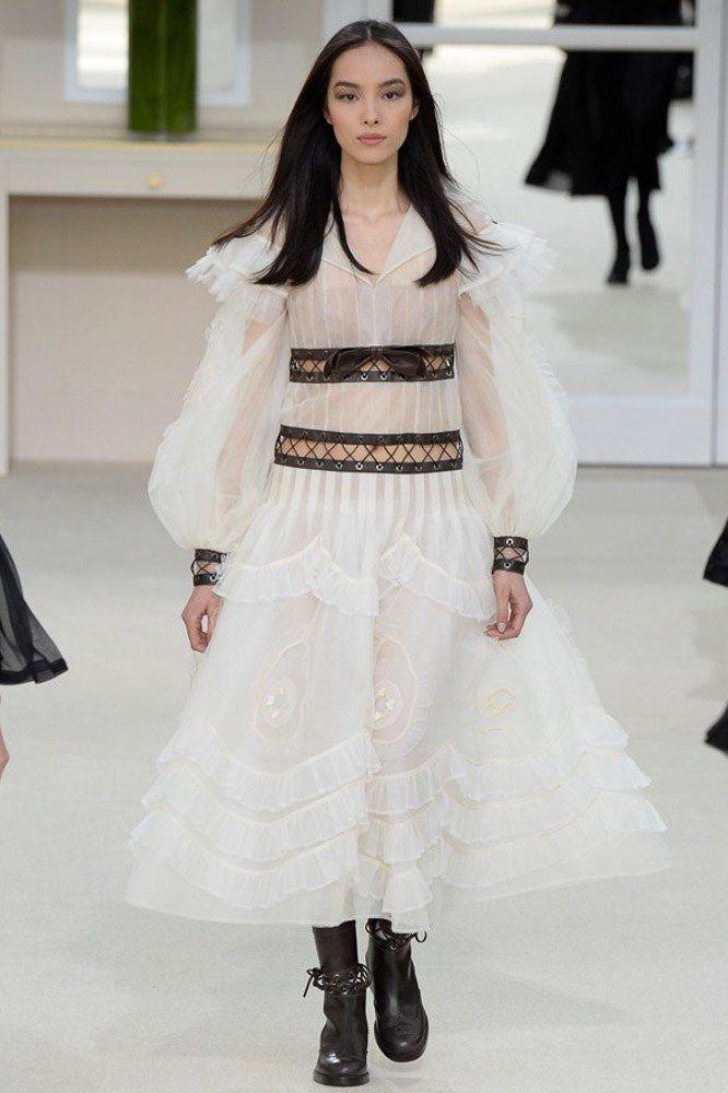 Fei Fei Sun - Chanel Fall 2016 Ready-to-Wear Fashion Show