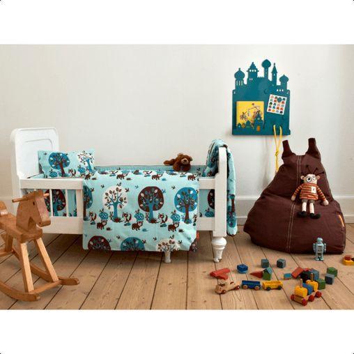 Forest baby sengesæt og andre dejlige ting fra Roommate.