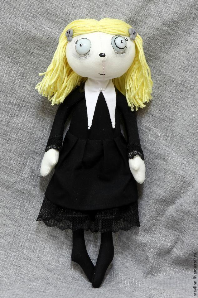 Шьем Ленор - маленькую мертвую девочку - Ярмарка Мастеров - ручная работа, handmade