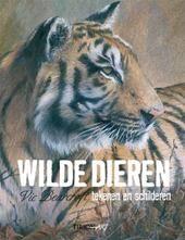 """""""Wilde dieren tekenen en schilderen"""". Ontdek de wildernis op papier of doek."""