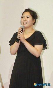Kim Min-yeong, Korean actress
