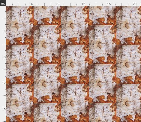 'Brave' fabric combos