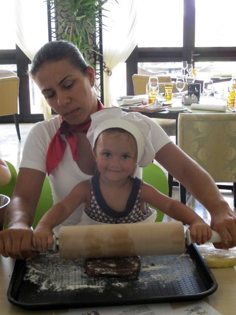 Let's bake up some exotic treats at Four Seasons Resort Marrakech!