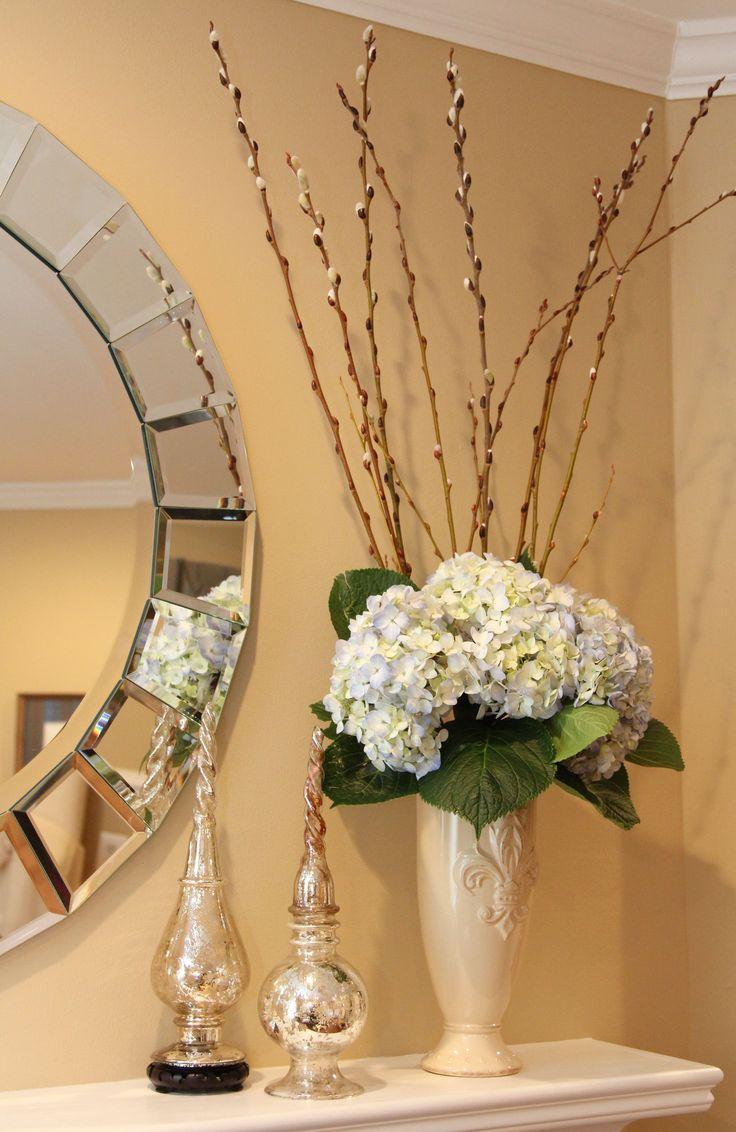 flower arrangement ideas home - Google Search
