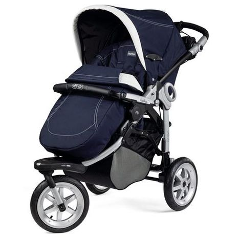 Accesorii bebelusi :: Carucioare copii :: Carucioare sport :: Carucior GT3 - Completo Peg Perego