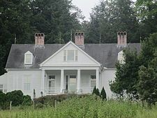 Carl Sandburg Home National Historic Site - Flat Rock, NC - Wikipedia, the free encyclopedia