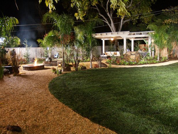 Outdoor Fireplaces and Fire Pits : a target=_blank href=http://www.diynetwork.com/yard-crashers/waterfall-grill/index.htmlFind air times for this episode/a or a target=_blank href=http://www.diynetwork.com/diy-yard-crashers-episode/videos/index.htmlwatch Yard Crashers online/a From DIYnetwork.com