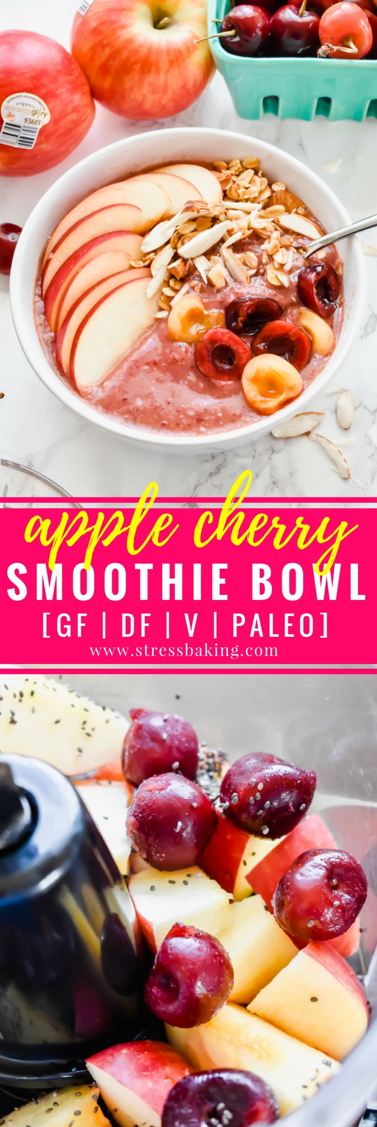 smoothie bowl | Posted By: DebbieNet.com