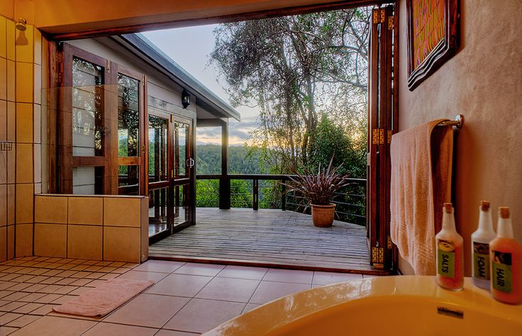 How about this view from your bathtub?