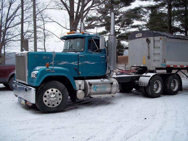 1985 Kenworth W900 Dump Truck
