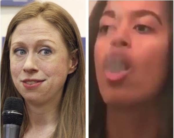 Chelsea Clinton Triggered Over Malia Obama Backlash - Twitter Responds