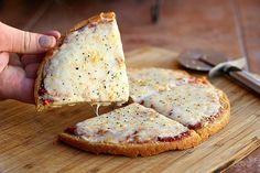 Base para pizza de Quinoa