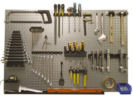 Panel de organizaci n de herramientas buscar con google for Casas de herramientas