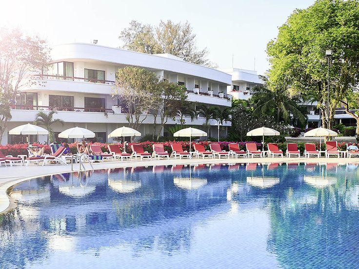 NOVOTEL RAYONG RIM PAE RESORT: L'hôtel 4étoiles Novotel Rayong Rim Pae Resort se situe sur la plage de Rim Pae, avec vue sur le golfe de…