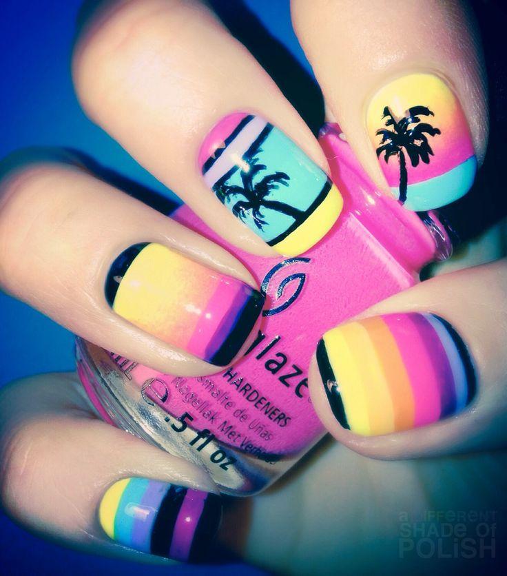 adifferentshade #nail #nails #nailart  | Check out http://www.nailsinspiration.com for more inspiration!