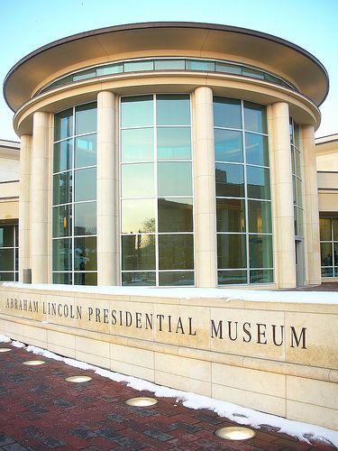 Abraham Lincoln Presidential Library and Museum...awesome place to visit! #alplm Springfield, IL