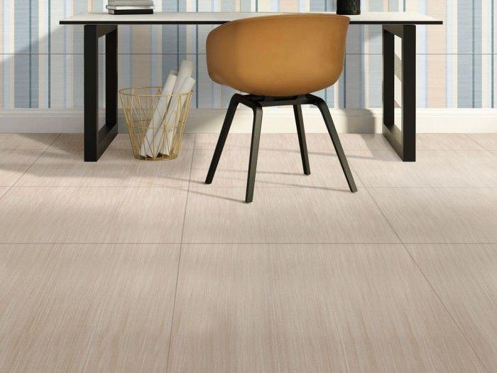 Textile Beige Floor Tile