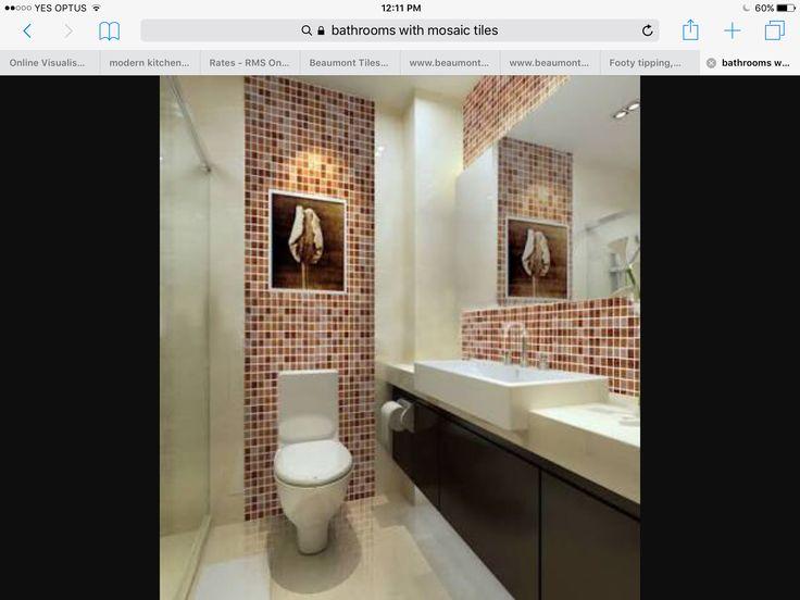 Use of mosaics