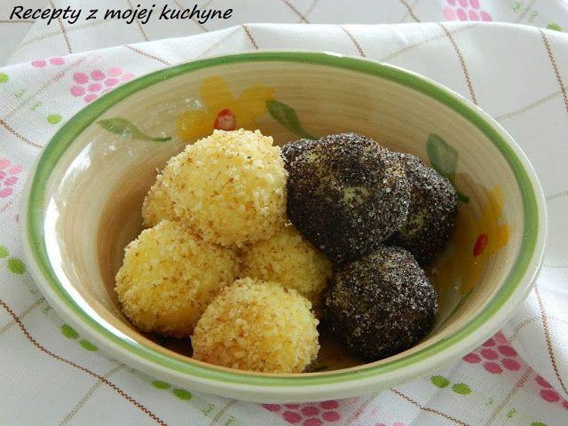 Tvarohové knedlíky (alias guľky) - rýchle sladké jedlo, obľúbené hlavne u detí. Takto ich robím ja...