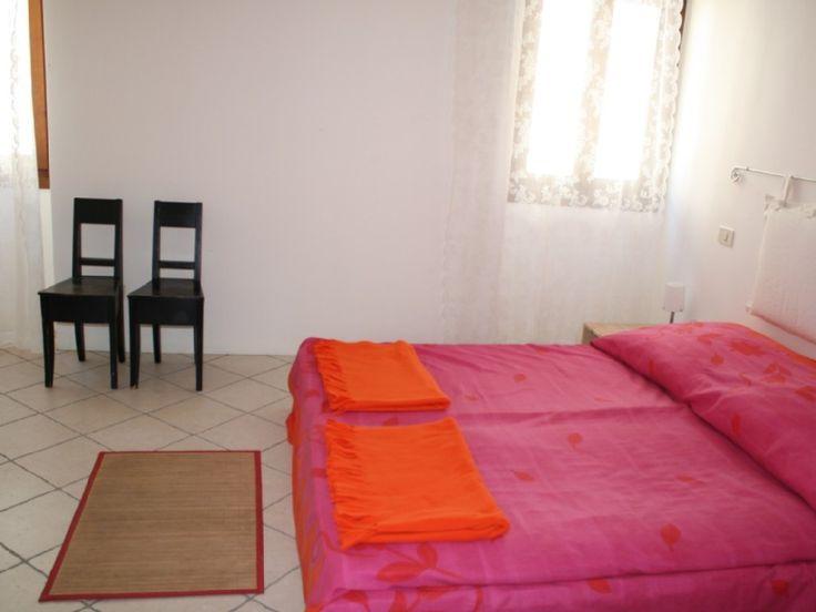 Bezauberndes Haus am Gardasee  Gargnano  - 3.OG: Schlafzimmer II mit Badezimmer