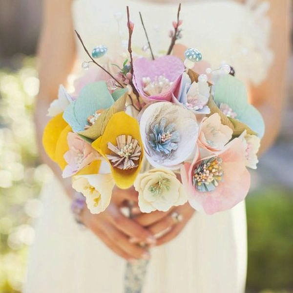 Unique Bridal Bouquets To Inspire Your Big Day