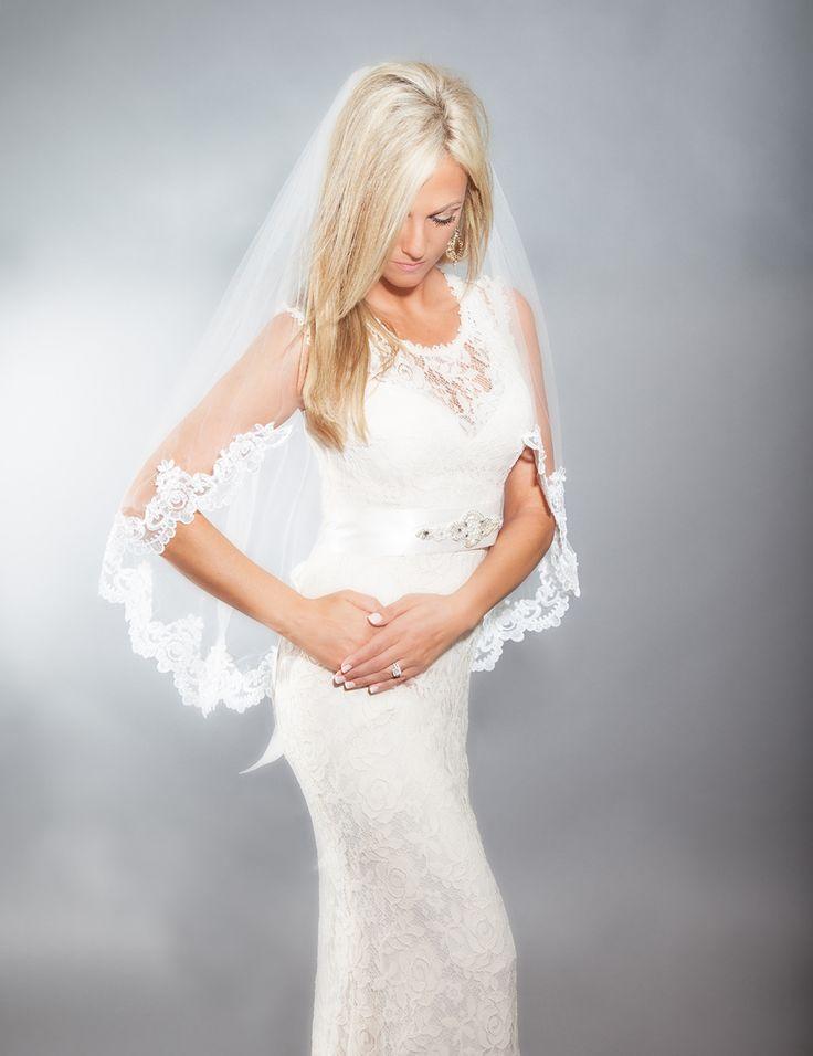 Affordable Wedding Veils From BlancaVeils