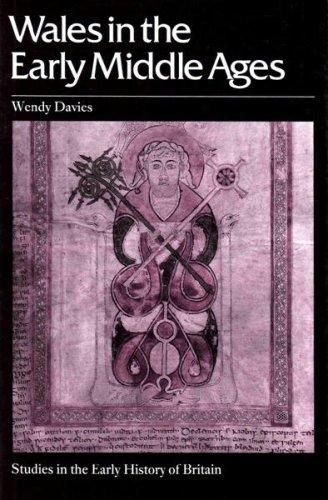 9780718512354: Wales in the Early Middle Ages (Studies in the early history of Britain)