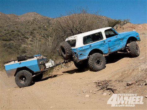 #Blue 1972 Chevy K5 Blazer
