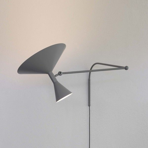 LE CORBUSIER, Lampe de Marseille designed in 1954.