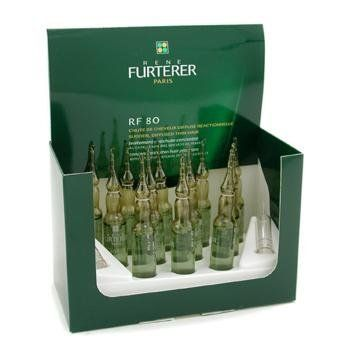 RF 80 Concentrated Hair Loss Treatment ( Formula for Women ) - Rene Furterer - Hair Care - 12x5ml/0.16oz by Rene Furterer. Save 55 Off!. $49.50. A nutritional concentrate massage treatment Targets reactional hair loss due to stress, fatigue, pregnancy or dietary imbalance Contains Vitamins A, B5, F, Methionine & Amino-Proteins Helps promote healthy hair growth Blended with Plant Peptides to reinforce & hydrate hair bulb Loaded with Natural Pfaffia Extract Helps invigorate micro-cir...
